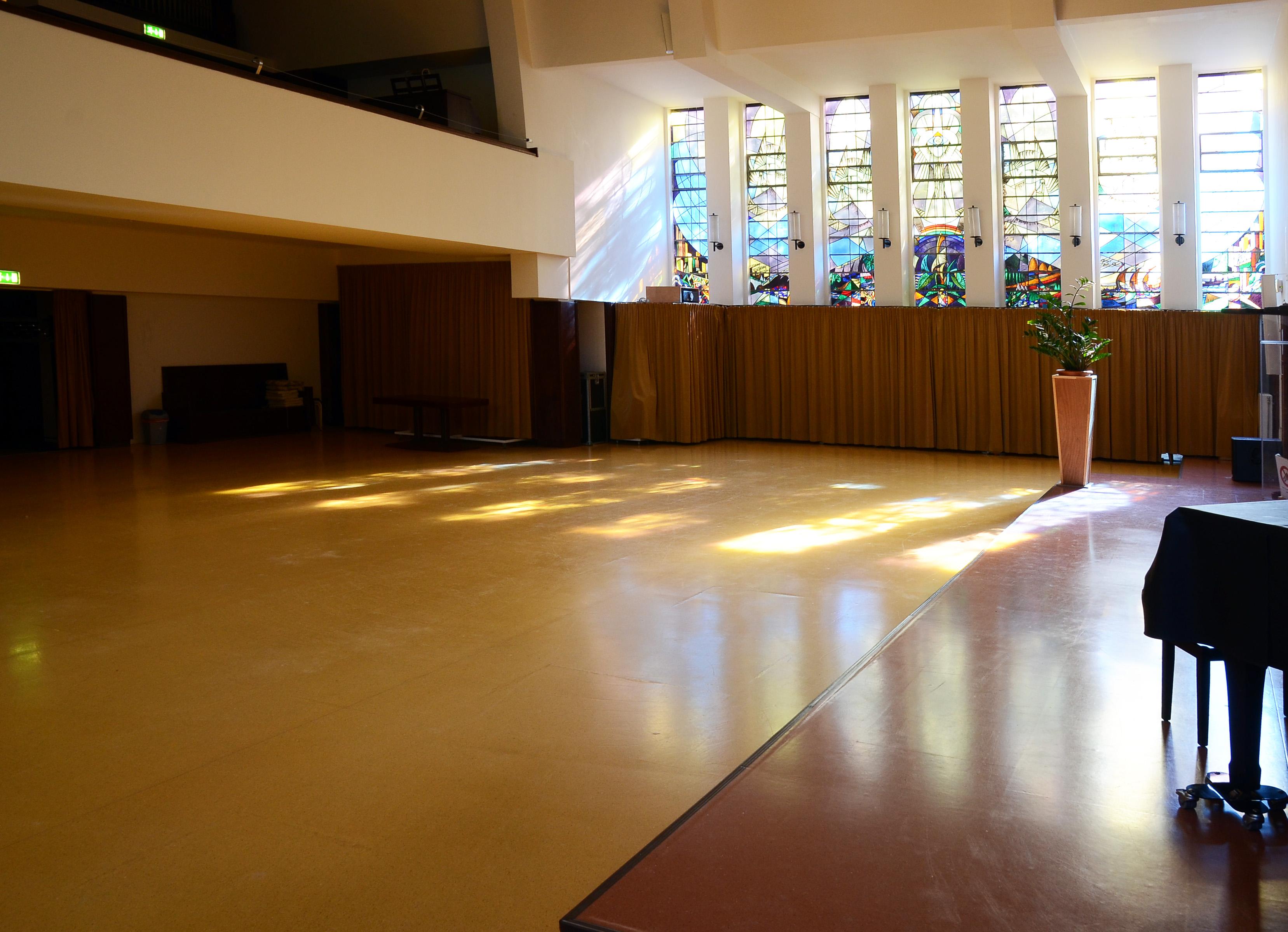 Cultuurhuis De Paulus - grote zaal foto 1 slideshow