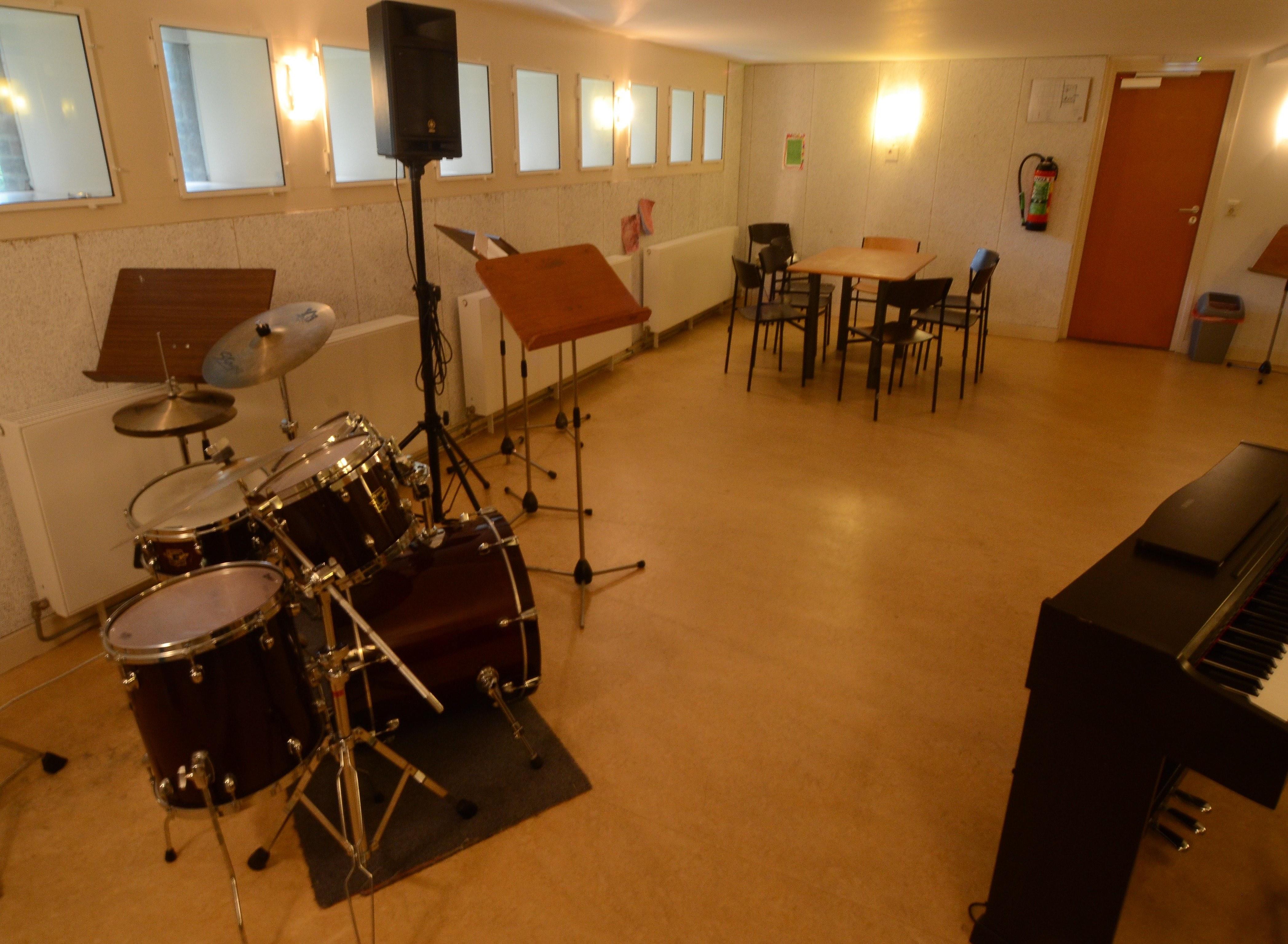 Cultuurhuis De Paulus - studio foto 4 slideshow